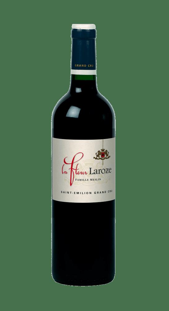 Second vin de la propriété, , lui aussi Grand Cru Classé, il a pour caractéristique principale d'avoir une complexité plus mesurée que le 1er vin Château Laroze.